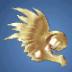 狂犬の金装飾