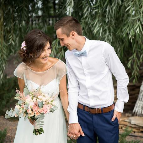 Wedding photographer Evgeniy Gerasimov (Scharfsinn). Photo of 24.08.2017
