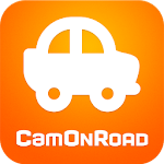 Car DVR & GPS navigator Icon