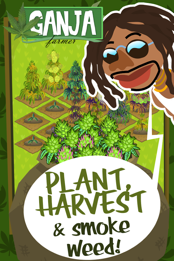 Ganja Farmer - Weed empire- screenshot