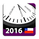 Calendario Laboral 2016 Chile icon