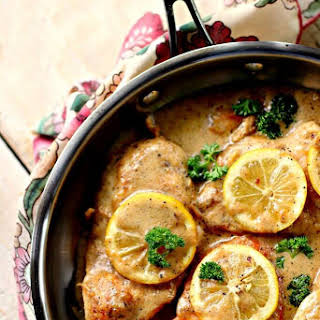 Baked Lemon Chicken Thighs Recipes.