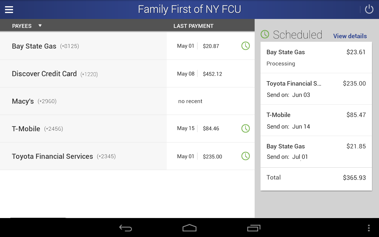 Family First of New York  CU- screenshot