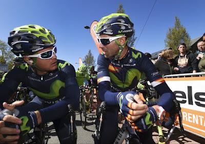 Grote sprong van Valverde (over Gilbert), Van Avermaet sluit klassieke voorjaar af als leider