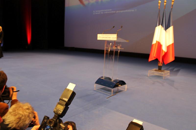 Photo: Photo © G. Bouchet — Meeting présidentiel, Lille, 19 février 2012