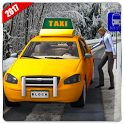 Taxi Driver Sim 3D - Taxi Driving Games icon