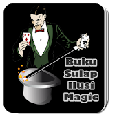 Buku Sulap Ilusi Magic