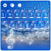 Beryl Droplet Keyboard Theme