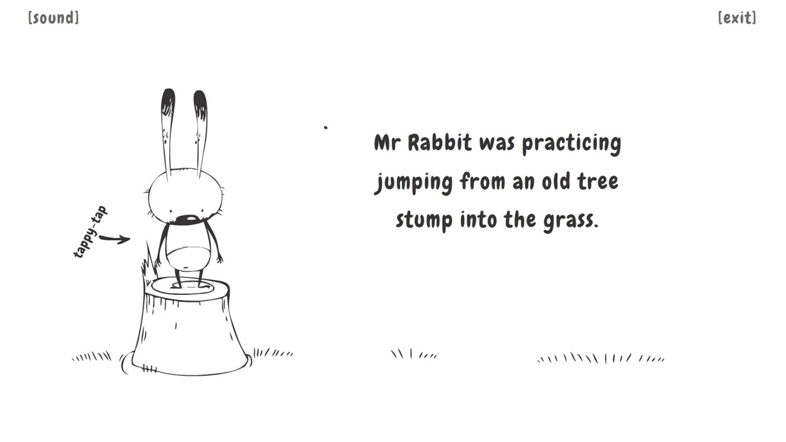 Mr Fox & Mr Rabbit- screenshot