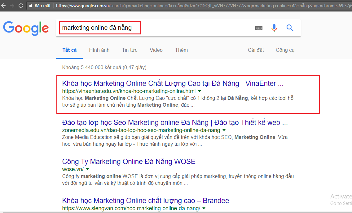 marketing online đà nẵng