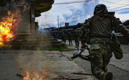 Modern Sniper Gun shooter: 3D War Shooting for PC