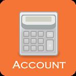 Account: Accounting Calculator Icon
