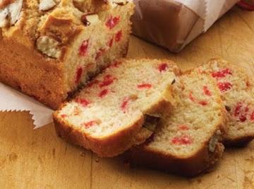 Amaretto Cherry Nut Bread Recipe
