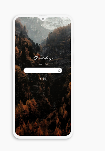 Typo for KWGT screenshot 5