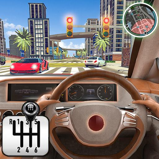 Baixar City Driving School Simulator: 3D Car Parking 2019 para Android