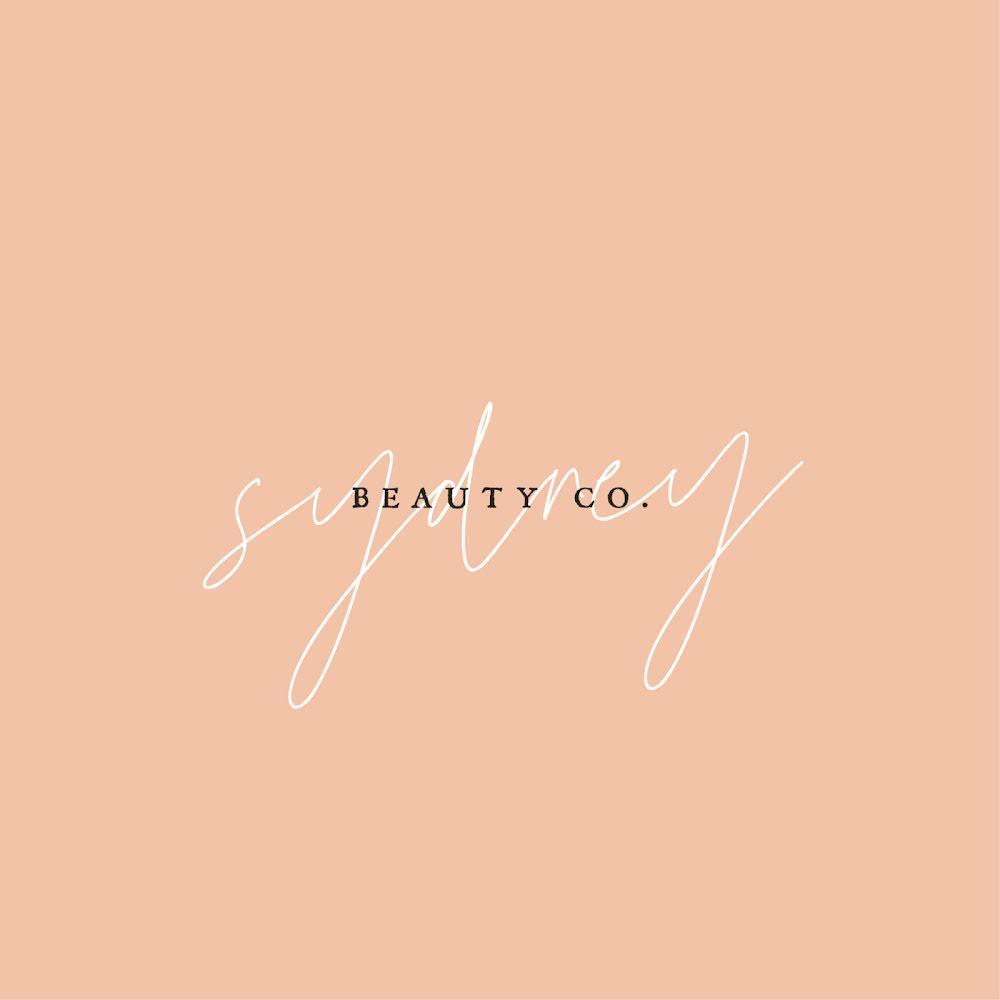 Sydney Beauty Co. - Logo Template