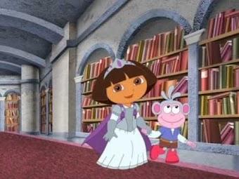 Dora rettet Don Quijote, Teil 2