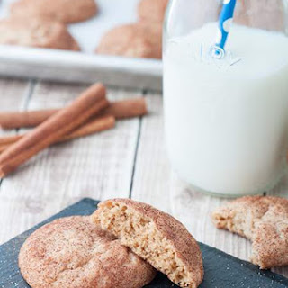 Cinnamon Cookies Without Baking Soda Recipes