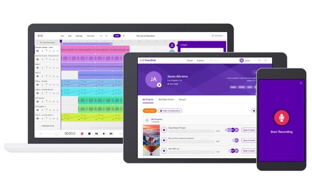 Soundtrap - Make Music Online