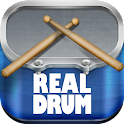 Real Drum - Bateria icon