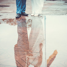 Wedding photographer Elena Belous (m0nica). Photo of 10.10.2014