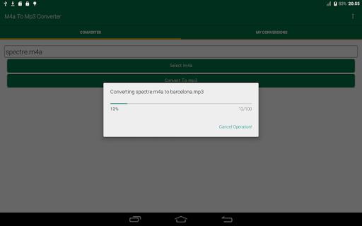 Скачать бесплатно <b>M</b><b>4</b><b>a</b> <b>To</b> <b>Mp</b><b>3</b> <b>Converter</b> АПК для <b>Андроид</b>