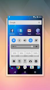 Smart Control Panel OS 10 screenshot