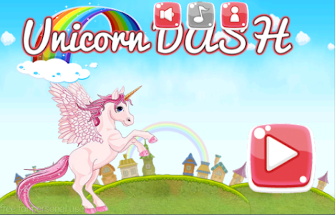 Unicorn Dash Magical Adventures ? - náhled