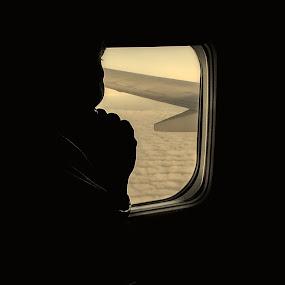 see the world by Rezza Herdiyanto - Transportation Airplanes