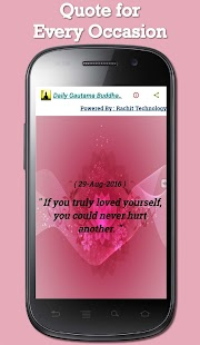 Daily Gautama Buddha Quotes- screenshot thumbnail