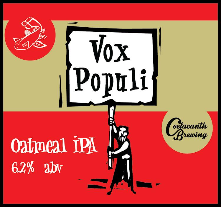 Logo of Coelacanth Vox Populi