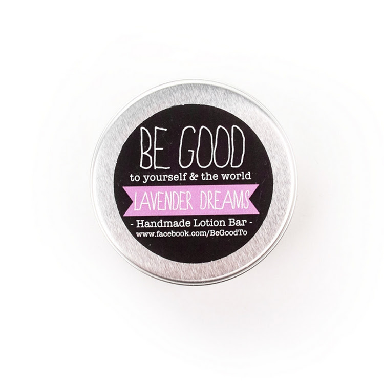 Lavender Dreams Lotion Bar - Moisturizer