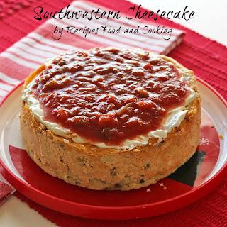 Southwestern Cheesecake.