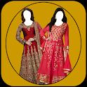 Women Anarkali Dress Collection icon