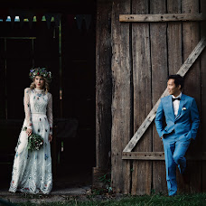 Wedding photographer Kamil Parzych (podswiatlo). Photo of 20.12.2017