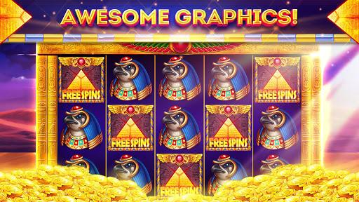 Pharaohs of Egypt Slots u2122 Free Casino Slot Machine Apk 2