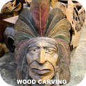 Wood carving ideas icon