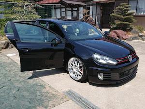 ゴルフ6 GTIのカスタム事例画像 monchi 0125さんの2020年04月11日11:34の投稿
