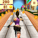 Princess Run Street Chaser 3D APK