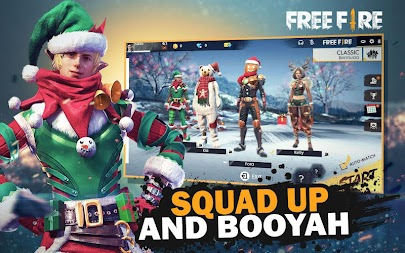 Garena Free Fire – Winterlands APK screenshot thumbnail 4