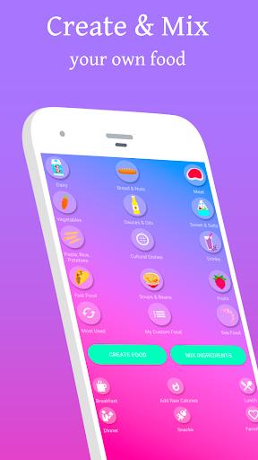Calorie Counter - EasyFit free 3.5 screenshots 3