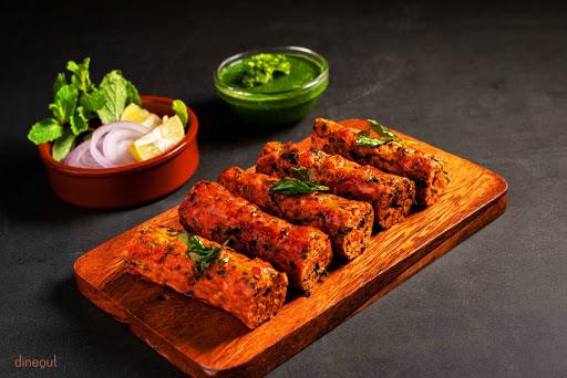 Andaaz An Ancient Culinary menu 1