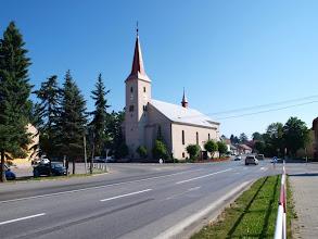 Photo: Kostol Najsvätejšej Trojice.