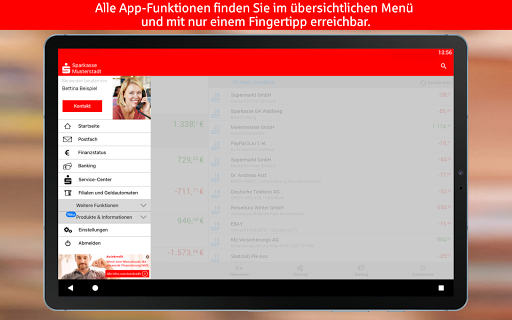 Sparkasse   Ihre mobile Filiale  screenshots 11