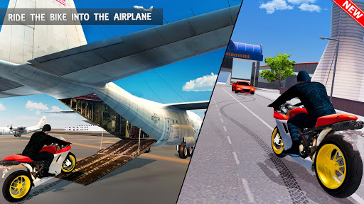Airplane Pilot Car Transporter  screenshots 4