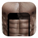 Fake Abs : six pack abs icon
