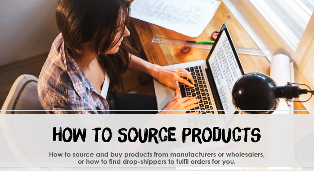 Product Sourcing for eCommerce Stores