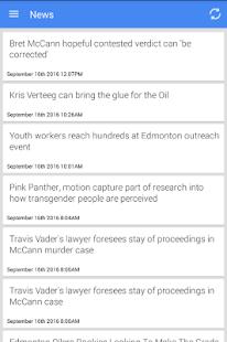 Edmonton News - náhled
