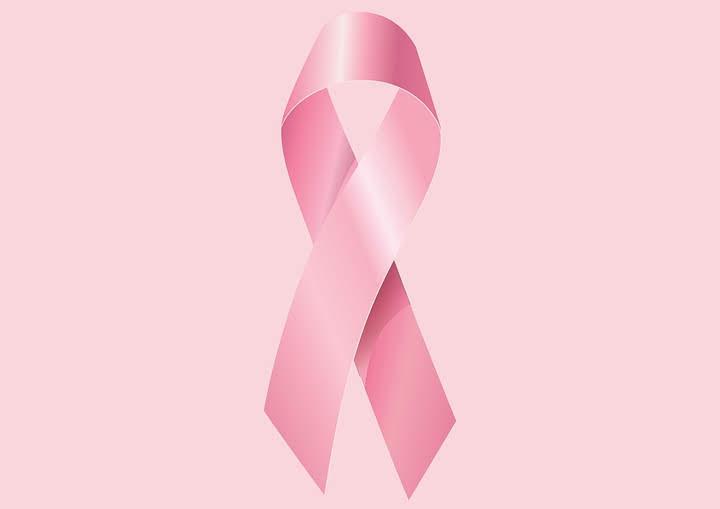 유방암 국제 상징 핑크색 리본