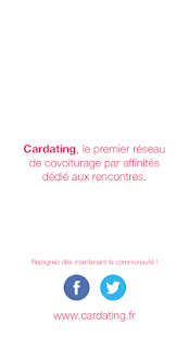 Cardating- screenshot thumbnail